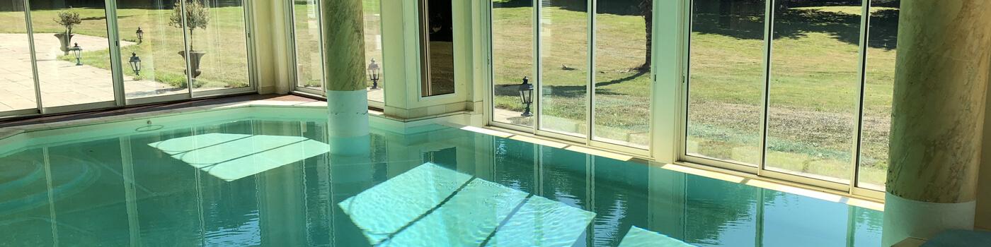 Chambre d h te avec piscine en morbihan et jacuzzi - Chambre d hote piscine chauffee ...
